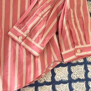 The Shirt by Rochelle Behrens Tops - NWT Tuckernuck Button Down